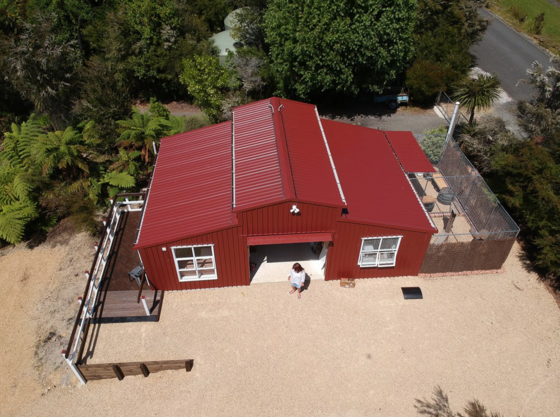 Aerial-view